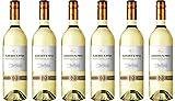 Les Deux Pins Sauvignon Vin Blanc de France 0,75 L - Lot de 6