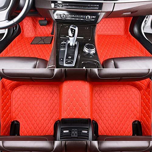 Hunulu Alfombrillas De Coche para Audi A5 Sportback A3 A4 B5 B7...