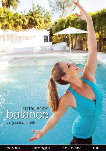 Total Body Balance: Low Impact Barefoot Cardio, Total Body Sculpting, Pilates Abs with Jessica Smith