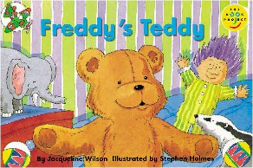 Freddy's Teddy Set of 6 Set of 6 (LONGMAN BOOK PROJECT)