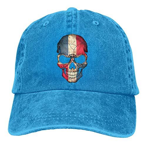 Sombreros de Cubo Transpirables de Tapa Plana Sombrero de Cubo de Registro de Marea Alta Unisex Sombrero de Pescador de Verano