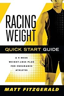by Matt Fitzgerald Racing Weight Quick Start Guide(text only)1st (First) edition [Paperback]2011