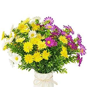 Artificial Lavender Flowers 8 Bundles