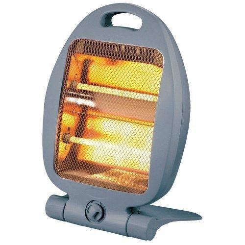 Compact Portable Mains Electric Quartz Heater 400/800W camping, caravan. by...