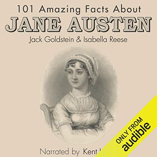 101 Amazing Facts About Jane Austen cover art