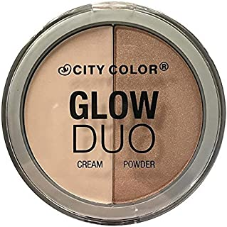 glow duo powder from city color