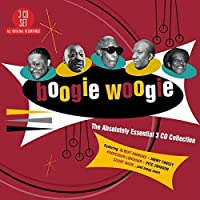 Boogie Woogie: Absolutely Essential 3cd Collection by VARIOUS ARTISTS
