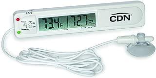 CDN TA20 Audio Visual Refrigerator Freezer Alarm