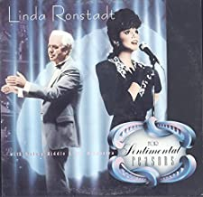 Linda Ronstadt & The Nelson Riddle Orchestra: For Sentimental Reasons LP VG++/NM