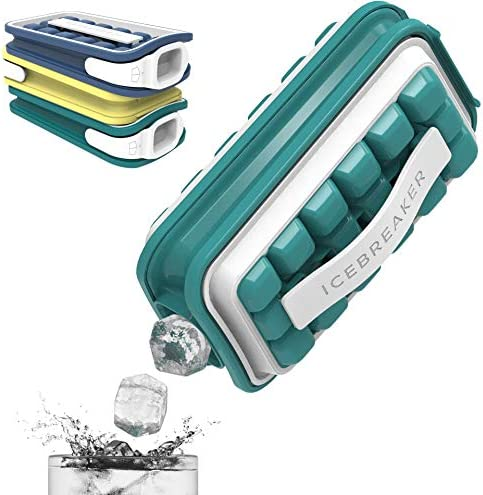 ICEBREAKER POP The Reinvented Ice Cube Tray Mold Ice Maker With Lid Ultra Portable No Spill product image