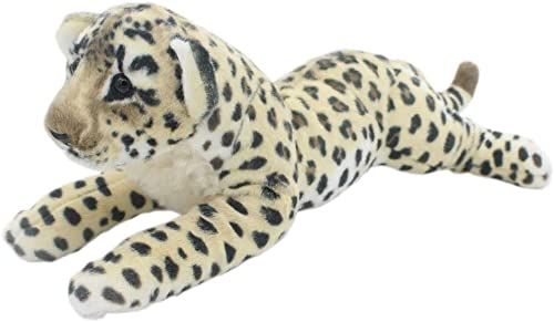 venta caliente MINICARS MINICARS MINICARS Leopardo Alargado bebé Peluche Realista (48 cm)  orden ahora disfrutar de gran descuento
