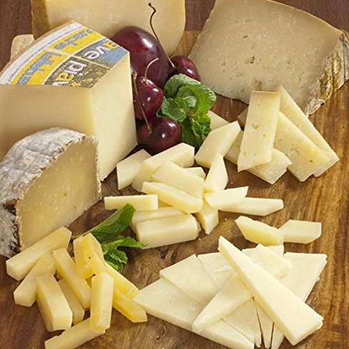 Firm Friends: Reservation A Study Credence in Hard Cheeses