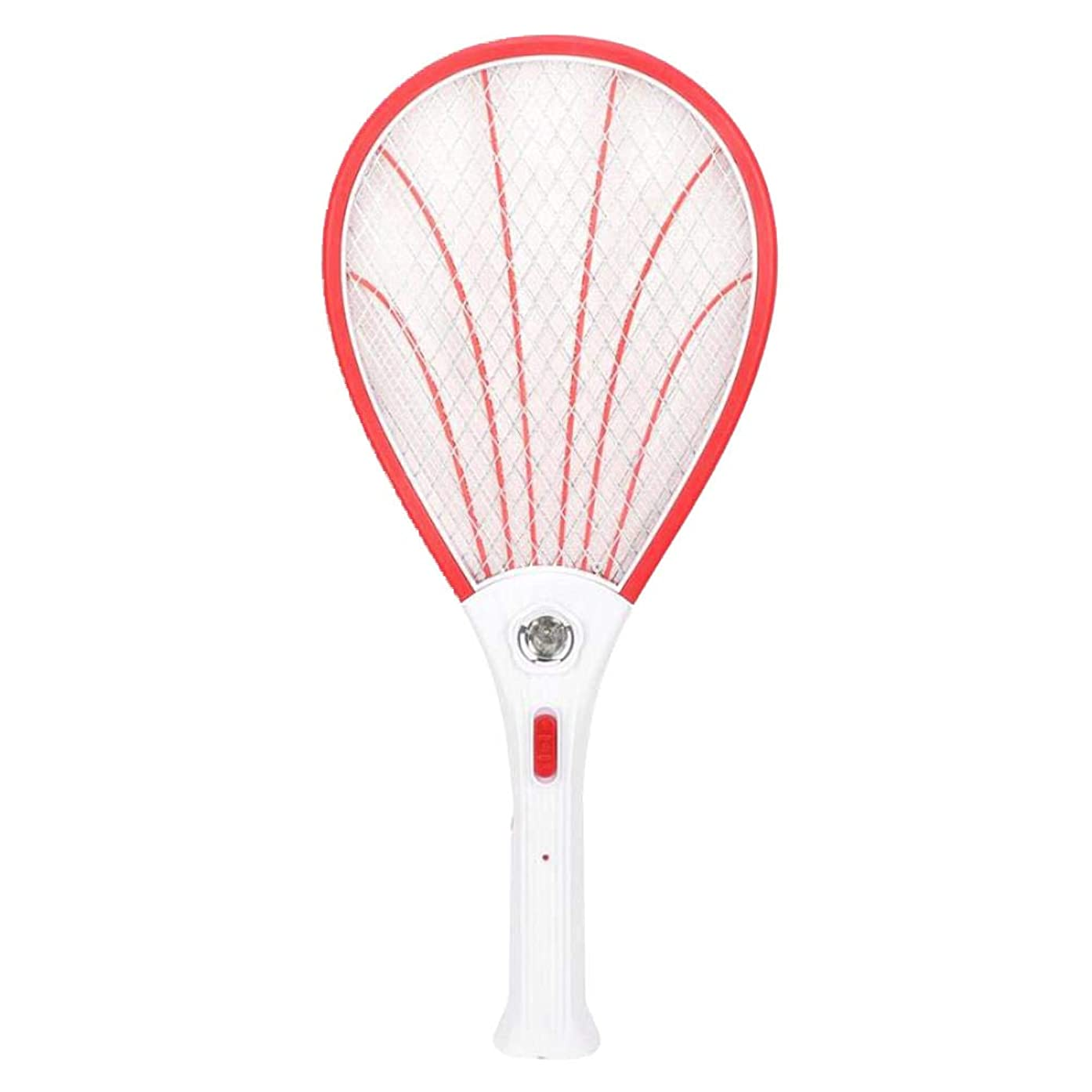UNNNPA Bug Zapper Racket Hign Quality 2 in 1 Electric Rechargeable Mosquito Killer LED Lamp