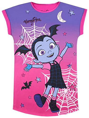Disney Camisón para niñas Vampirina