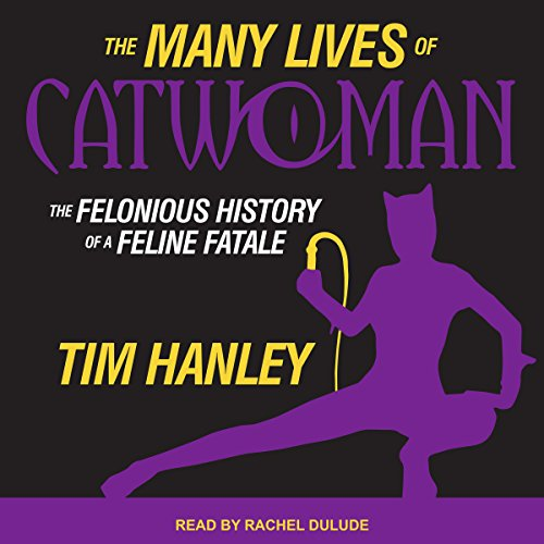 The Many Lives of Catwoman cover art