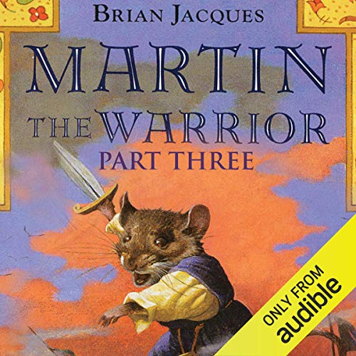 Martin the Warrior: Book Three: Battle of the Marshank cover art