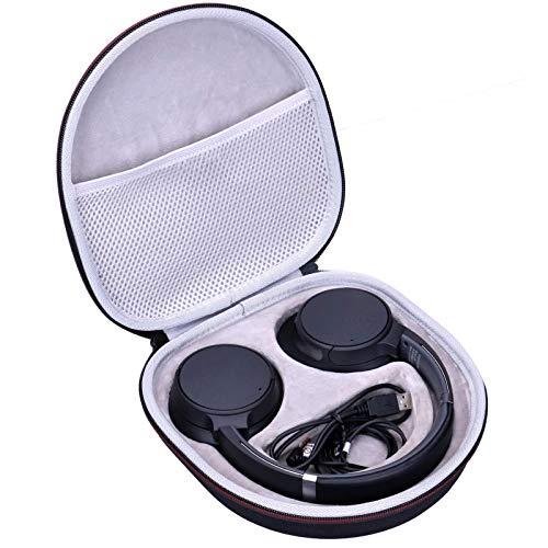WERICO Duro Estuche Viajes Funda Bolso para Sony WH-XB700 WHCH710NB - Auriculares...
