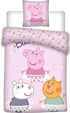 Peppa Pig Bed Linen Duvet Cover
