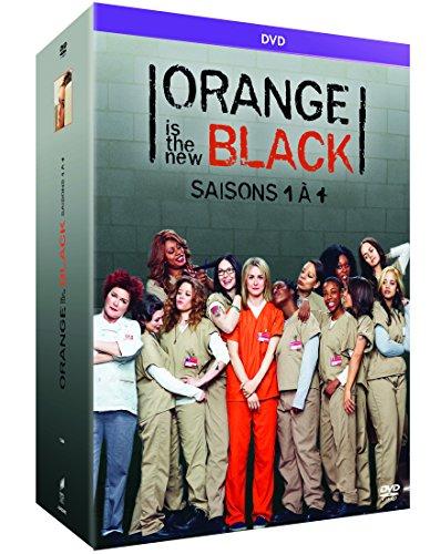 Orange Is the New Black - Intégrale saisons 1 à 4 [DVD] [DVD + Copie digitale]