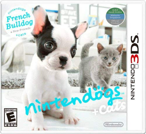 Nintendogs + Cats: French Bulldog and New Friends (World Edition)