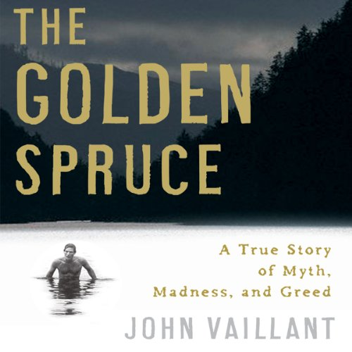 The Golden Spruce cover art