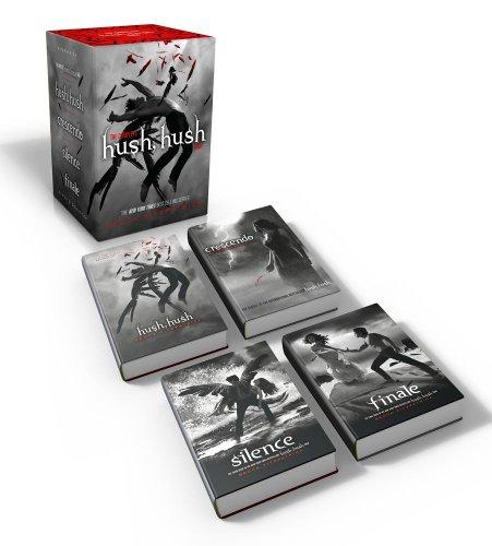 The Complete Hush, Hush Saga: Hush, Hush; Crescendo; Silence; Finale