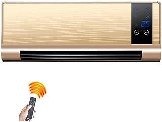 CJC Termoventiladores y calefactores cerámicos 2500W Montado en la Pared Escritorio Uso Dual 7.5 Hora Sincronización Impermeable Baño Habitación Remoto Controlar