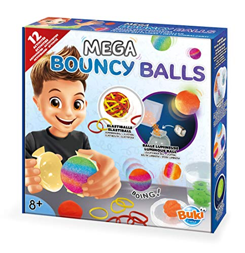 Buki Mega Balles Rebondissantes, 2164