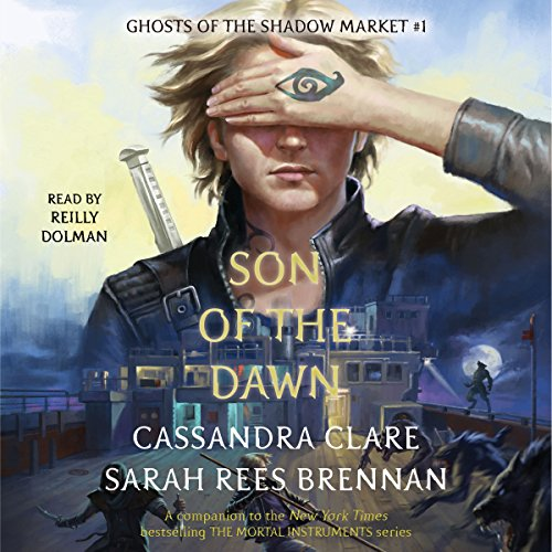 Son of the Dawn audiobook cover art