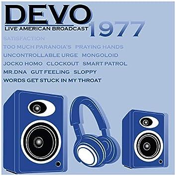 Live American Broadcast - 1977 (Live)