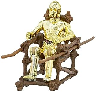 Star Wars Saga Collection #42 C3PO con Trono Ewok