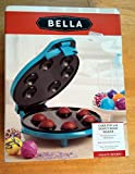 New Shop Bella Cake Pop and Donut Hole Maker