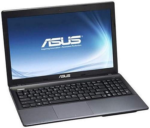Asus K55DR SX026H 39 6 cm 15 6 Zoll Laptop AMD A6 4400M 2 7GHz 4GB RAM 500GB HDD Win 8 schwarz