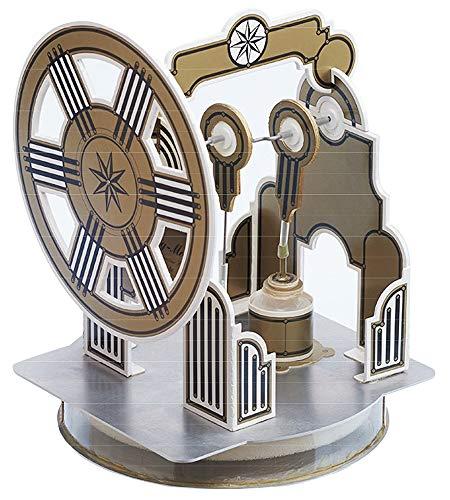 Frühes Forschen Bausatz: Stirlingmotor, läuft auf Einer Tasse Kaffee