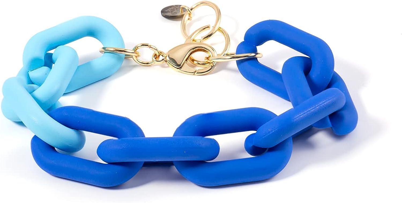 Summer Bracelets Resin Link Bracelet Trendy Bracelet Colorful Bracelet For Women And Beach Bracelets y2k Jewelry