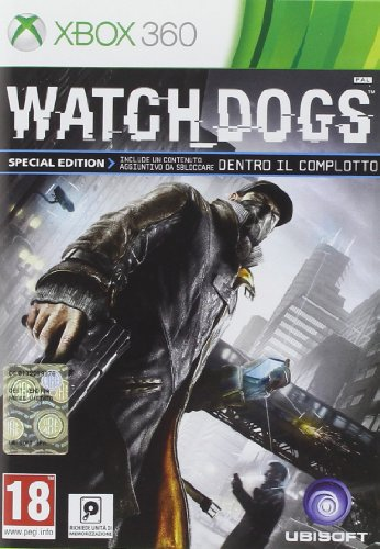 WATCH DOGS SPECIAL EDITION XBOX360
