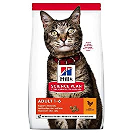 Hill's Cat Food Adult Chicken Dry Mix 15 kg