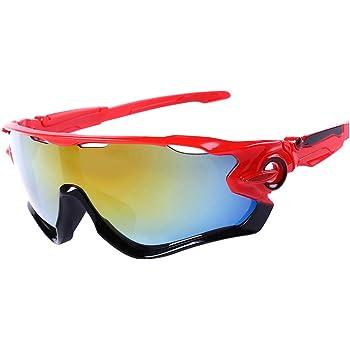 LAAT Gafas de Sol, Protección Gafas para Deportivas Polarizadas ...
