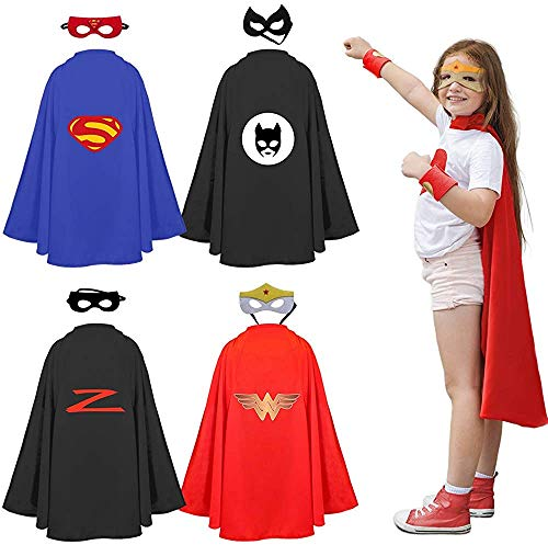 Superheroes Costume Set for Kids