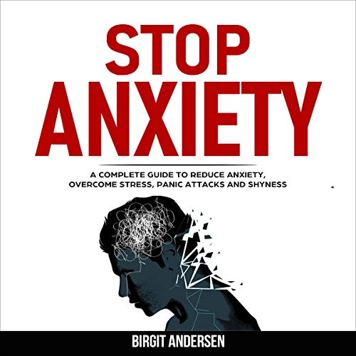 Stop Anxiety  By  cover art