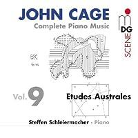 Cage: Complete Piano Music, Vol. 9: Etudes Australes (2002-09-24)