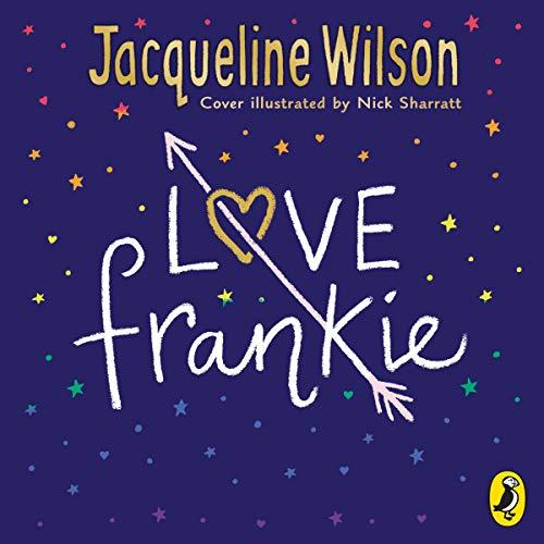 Love Frankie audiobook cover art