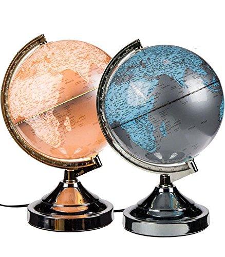 Preisvergleich Produktbild Out of the blue Tischleuchte,  Plastik,  E14,  mehrfarbig,  22 x 32.8 x 21 cm