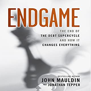 Endgame audiobook cover art