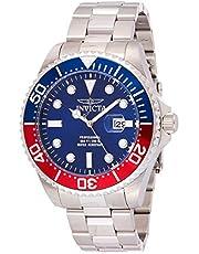 Save on Invicta 22823 Pro Diver Orologio da Uomo acciaio inossidabile Quarzo quadrante blu and more