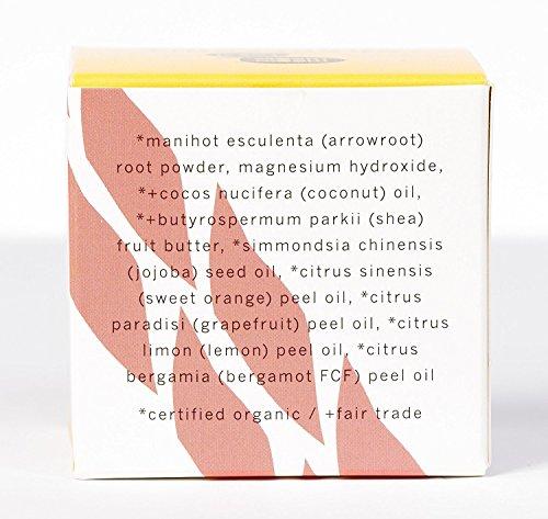 Meow Meow Tweet, Baking Soda Free Grapefruit Deodorant Cream, 2.4 oz.