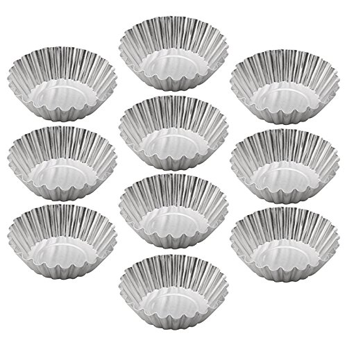 YO-HAPPY Eierkuchen-Backwerkzeug, Cupcake-Backset, DIY-Plätzchenherstellung
