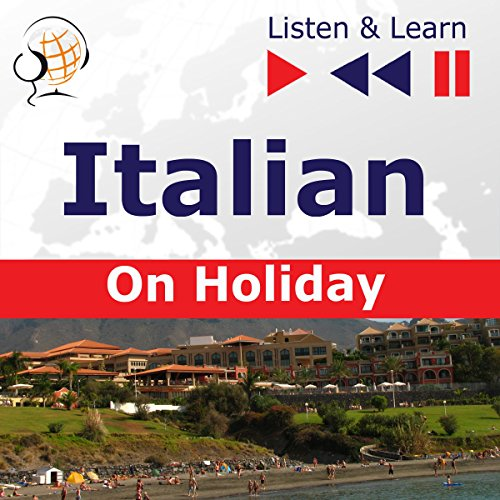 Italian On Holiday - In vacanza Titelbild