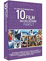 Warner Bros. - 10 Film Da Collezione Family (10 Blu-Ray) [Italian Edition]