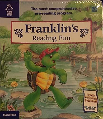 Franklin's Reading Fun - Comprehensive Pre-Reading Program - Sanctuary Woods